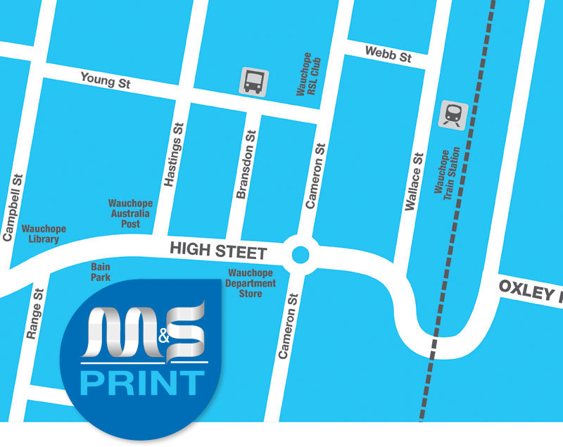 M&S 06 CONTACT US map