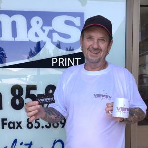 m&sprint_tshirt_mug_business_card